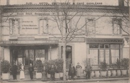 F7 - 81) ALBI (TARN) HOTEL RESTAURANT ET CAFE D'ORLEANS - HENRI PAUT PROPRIETAIRE  -  (ANIMEE - 2 SCANS) - Albi