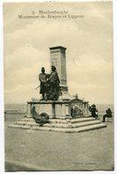 CPA - Carte Postale - Belgique - Blankenberghe - Monument De Bruyne Et Lippens - 1910 (SVM12010) - Blankenberge