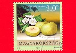 UNGHERIA - Usato - 2011 - Frutta - Pera - Pear - Poire - 310 Ft - Ungarn