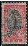 INDOCHINE          N°  YVERT     85   ( 2 ) OBLITERE       ( OB 07/14 ) - Used Stamps