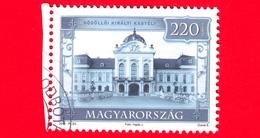 UNGHERIA - Usato - 2011 - Turismo - Castello - Palazzo Reale Di Godollo - 220 - Ungarn