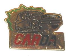 Pin's 4 X 4  CARDA - Pin's