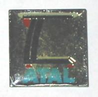 Pin's ATAL CARBURANTS - Carburants