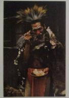 Indianer, Native American At Plimoth Plantation, Ca.70er Jahre  (54256) - Native Americans