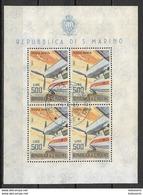 San Marino 1965 Mi. Nr.829 - Usati