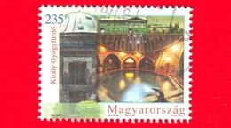 UNGHERIA - Usato - 2012 - Turismo - Terme - Bagno Termale King-  Baths - 235 Ft - - Ungarn
