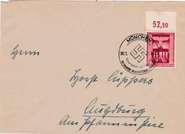Deutsches Reich, Nr. 829 Auf Brief (K 6188) - Briefe U. Dokumente