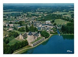 CPM - LA CHAPELLE-D'ANGILLON - Andere Gemeenten