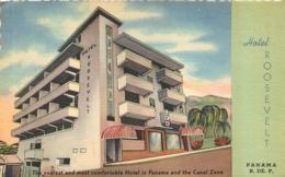 PANAMA HOTEL ROOSEVELT - Panama