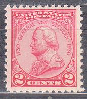 UNITED STATES    SCOTT NO 689    MNH    YEAR  1930 - Neufs