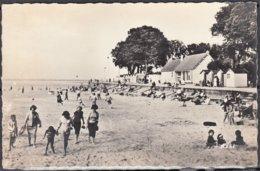 80  SAINT VALERY SUR SOMME  Somme  La Plage  CPSM  écrite  Num 3044   Bien  Animée - Saint Valery Sur Somme
