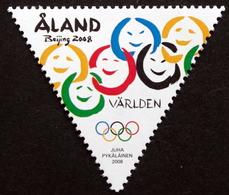 Aland 2008   PEKING OLYMPIC GAMES  MiNr.294   MNH (**)  (lot  F 103) - Aland