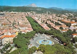 13 - Aix En Provence - Vue Aérienne - Aix En Provence