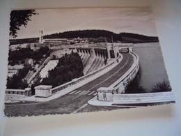 EUPEN  Le Barrage De La Vesdre / De Stuwdam Ven De Weser / Die Wesertalsperre - Eupen