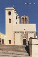 (A531) - GONNESA (Carbonia-Iglesias) - Chiesa Di Sant'Andrea - Iglesias