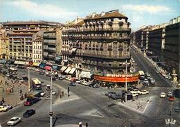 13 - Marseille - Le Quai Du Port Et La Rue De La République - Marseilles