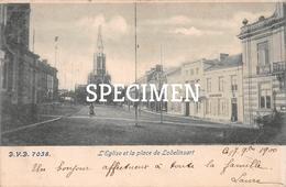 DVD 7038 - L'Eglise Et La Place - Lodelinsart - Charleroi