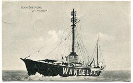 CPA - Carte Postale - Belgique - Blankenberghe - De Wandelaar - 1908 (SVM12017) - Blankenberge