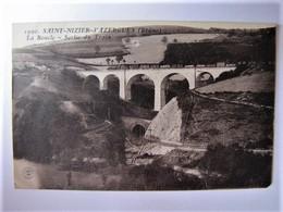 FRANCE - RHÔNE - SAINT-NIZIER-D'AZERGUES - La Boucle - Sortie Du Train - Otros Municipios