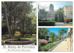 13 - Saint Rémy De Provence - Monastère Saint Paul De Mausole - Multivues - Saint-Remy-de-Provence