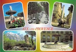 13 - Aix En Provence - Multivues - Aix En Provence