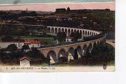 Aix En Provence, Le Viaduc Avec Train - Aix En Provence