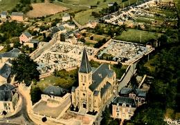 Aubange - Vue Aérienne - Belgique Luxembourg - Aubange