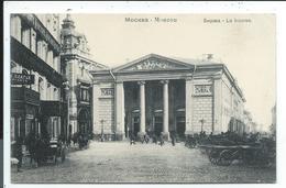 Moscou La Bourse - Russie