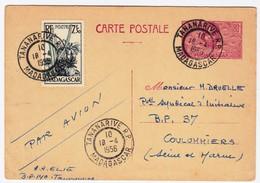 Enveloppe 1956 - Lettres & Documents