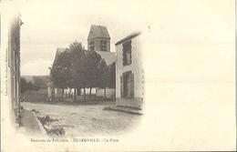 10161 CPA Engenville - La Place - Précurseur - Dos Non Divisé - France