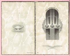 Bidprentje - Amelia BOELS Echtg.Ludovicus MOLENBERGHS - Herselt 1887 - Geel 1962 - Godsdienst & Esoterisme