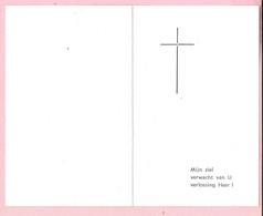 Bidprentje - Maria COOLS Wed. Juul VANGENECHTEN - Geel 1885 - 1978 - Godsdienst & Esoterisme