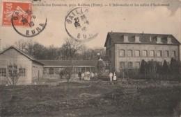 H32 - 27) MAISON D'EDUCATION DES DOUAIRES , PRÉS GAILLON (EURE) L'INFIRMERIE ET LES SALLES D'ISOLEMENT - Other Municipalities