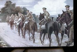 MILITAIRES HUSSARDS ANGLAIS - Characters