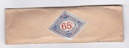 """Enveloppe Contenant Une Centaines D'anciennes étiquettes """"65°"""" Pour ABSINTHE. Original Et Rare ! - Etiquettes"""