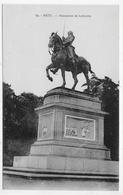 METZ - N° 82 - MONUMENT DE LAFAYETTE - CPA NON VOYAGEE - Metz