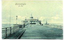 CPA - Carte Postale - Belgique - Blankenberghe - Le Pier - 1907 (SVM12021) - Blankenberge