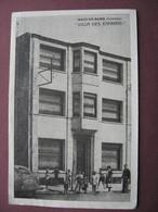 CPA 59 MALO LES BAINS Villa Des Enfants Avenue De La Gare HOLLEMAERT LEGAY Propriétaire1951 ANIMEE - Malo Les Bains