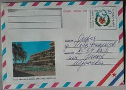 Еnvelope Letter / Cover / Brief  To Bulgaria - 1981 - Villa Arenas Blancas / Varadero / Matanzas - With BG Stamp 1986 - Cartas
