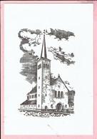 Bidprentje - Overledenen 1990 - 1991 - KESSEL - Godsdienst & Esoterisme