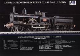 Catalogue ASTER HOBBY 1990s LNWR 2-4-0 JUMBO Gauge 1 45 Mm - Anglais