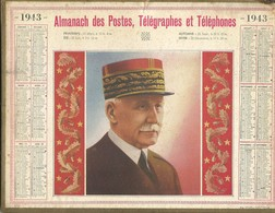 - GUERRE 1939/1945 -  Almanach Des POSTES De 1943 Avec Portrait Du Maréchal PETAIN ' - 1939-45
