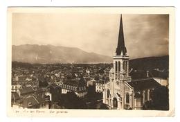 13 - CPA AIX En PROVENCE VUE GÉNÉRALE - ÉGLISE - 1932 - Aix En Provence
