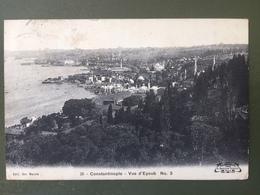 CONSTANTINOPLE- Vue D'Eyoub - Turquie