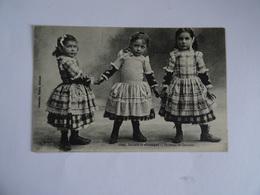 CPA 29  Enfants De Guengat Environs De Quimper BRETAGNE TBE - Scenes & Landscapes