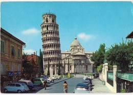 Pisa - La Torre E L'Abside Del Duomo /P102/ - Pisa