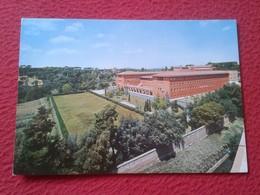 POST CARD ITALIA ITALY ROMA TERESIANUM PONT. FACOLTÀ DI DE TEOLOGÍA FACULTAD ANTROPOLOGÍA TEOLÓGICA INSTITUTO SPIRITU... - Enseignement, Ecoles Et Universités