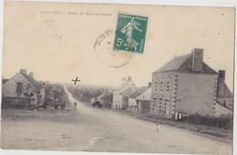 LES AGETS  Route De Grez-en-Bouère - Altri Comuni