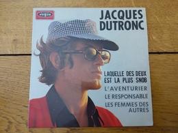 Jacques Dutronc - Vinyl Records