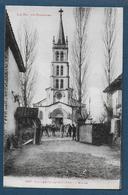 VILLENEUVE DE RIVIERE - L' Eglise - France